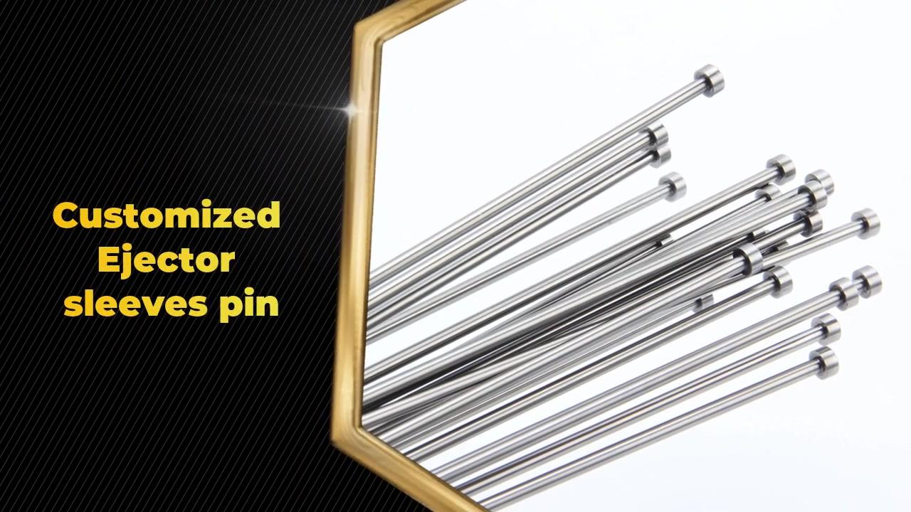 Najlepsze SKD61 / SKH51 wysokiej precyzji rękawów wyrzutnika PIN do firmy z tworzywa sztucznego - Baito
