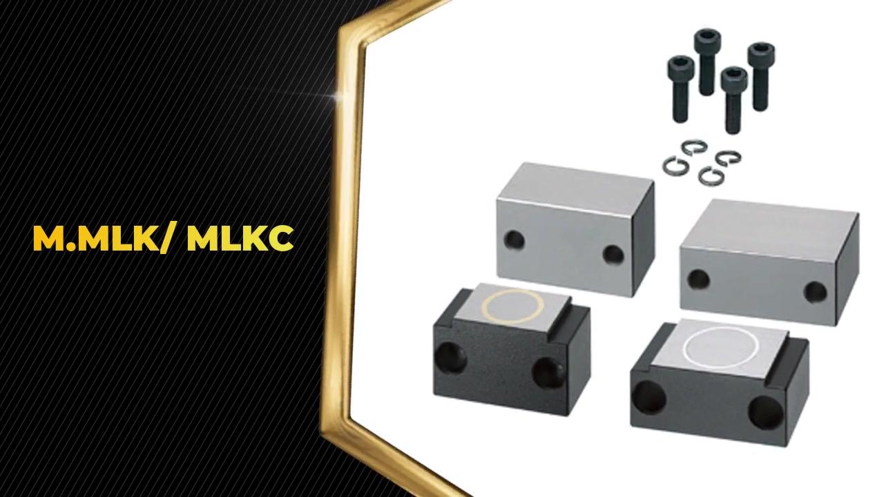 পেশাগত mlkc latch লক স্পষ্টতা ছাঁচ অংশ প্রধানত ইনজেকশন molds জন্য ব্যবহৃত হয়। নির্মাতারা