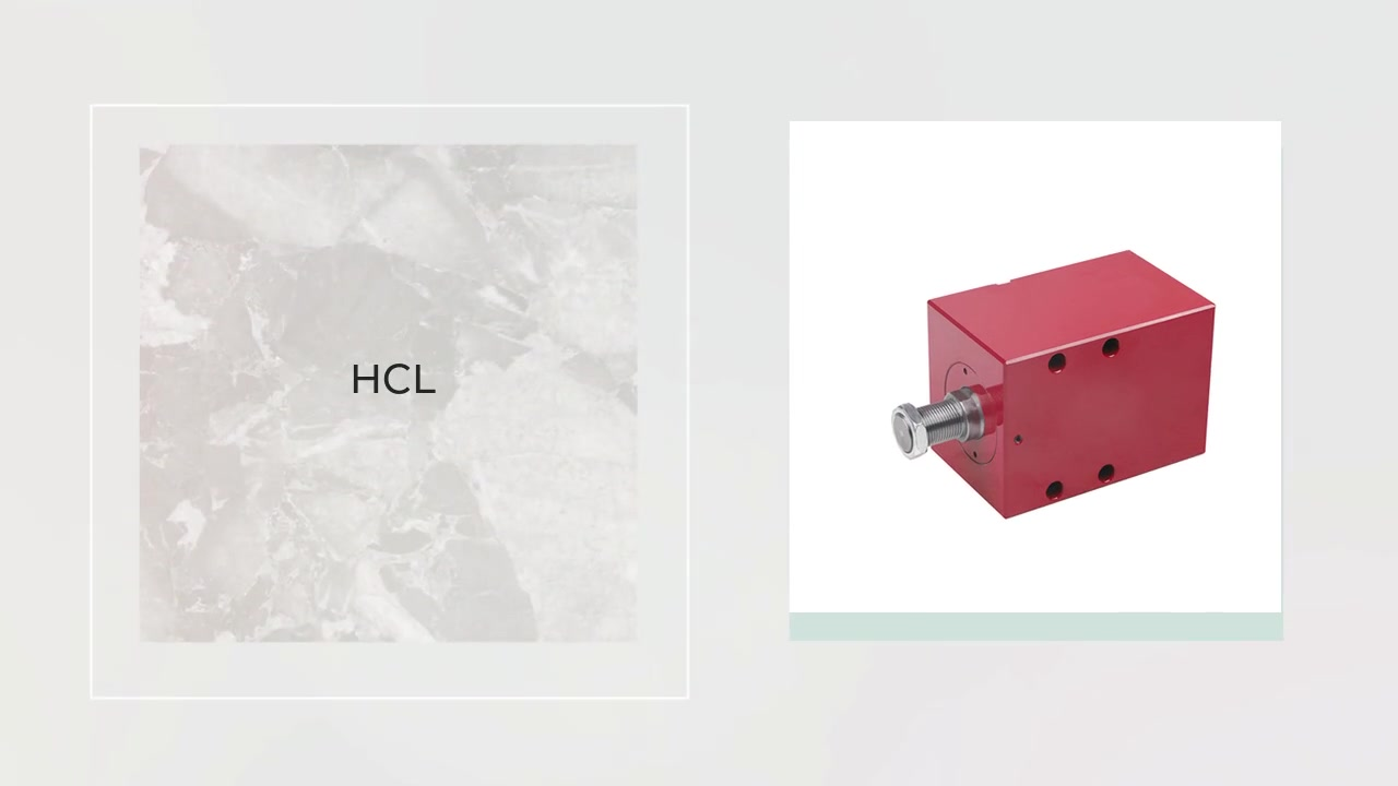 전문 HCL 시리즈 스퀘어 유압 실린더 정밀 금형 부품은 사출 금형 제조 업체에 사용됩니다.