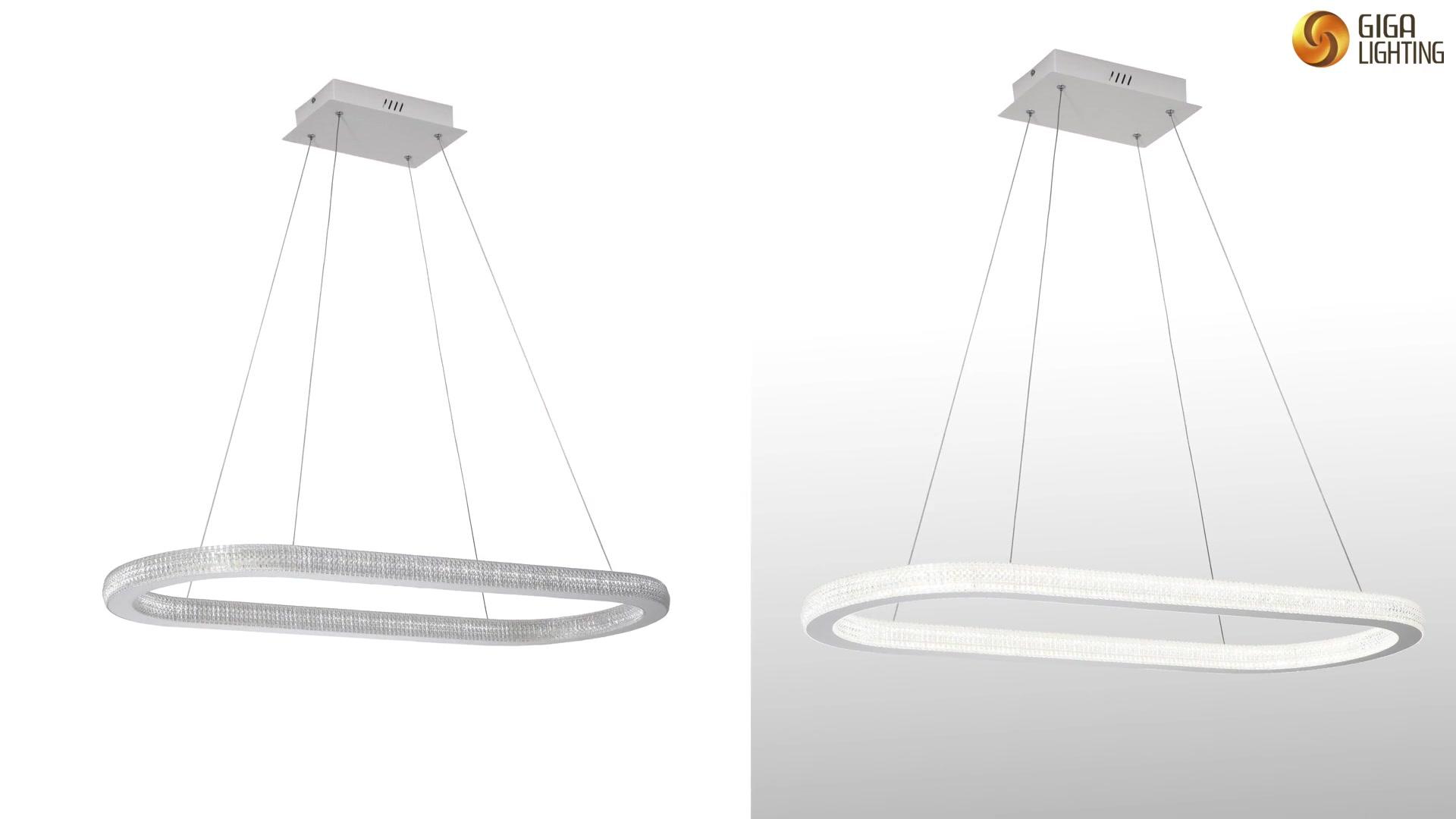 Giga lighting interior lighting D0685 LED pendant