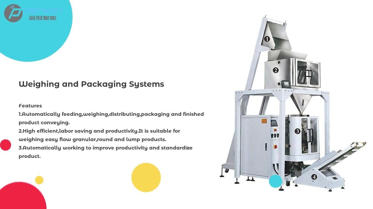 ผู้ผลิตระบบชั่งน้ำหนักและบรรจุภัณฑ์ที่กำหนดเองจากประเทศจีน