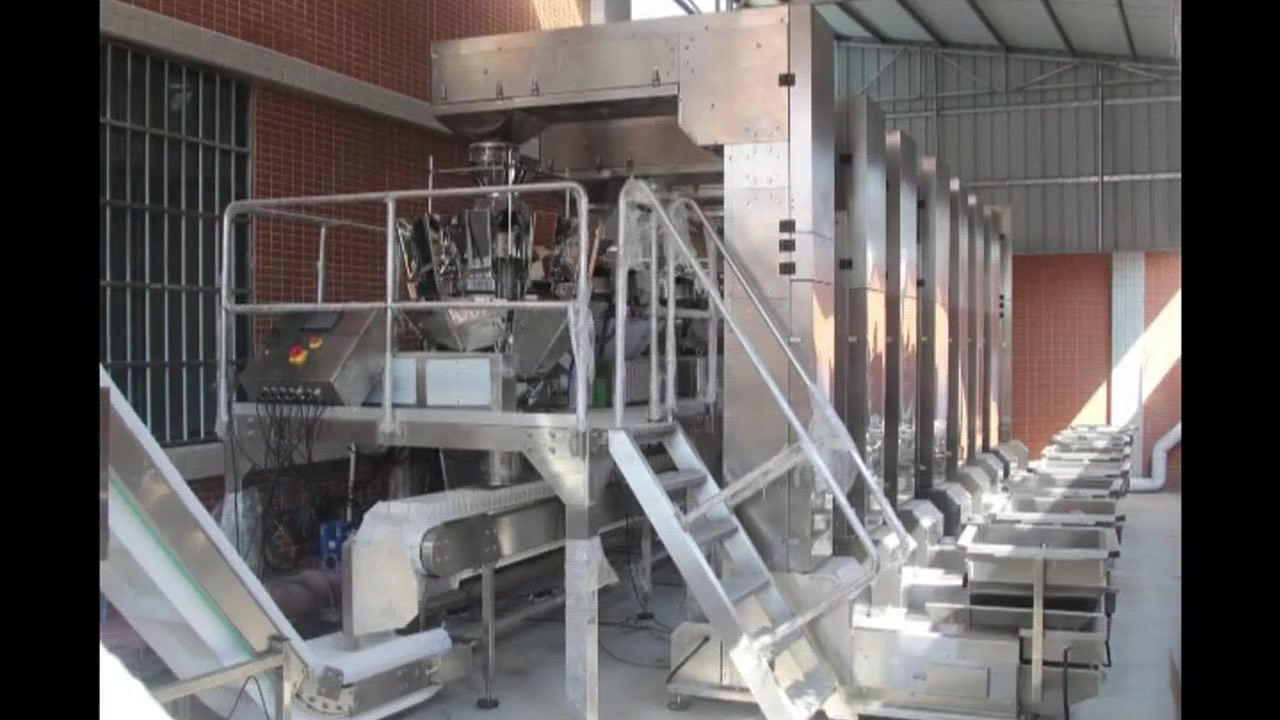 Hệ thống đóng gói kẹo 7 loại chất lượng cao Bán buôn-Paccura Machinery Co., Ltd.