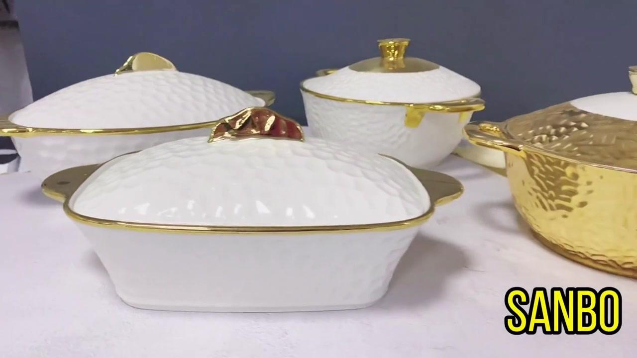 가족을위한 큰 크기 수프 그릇