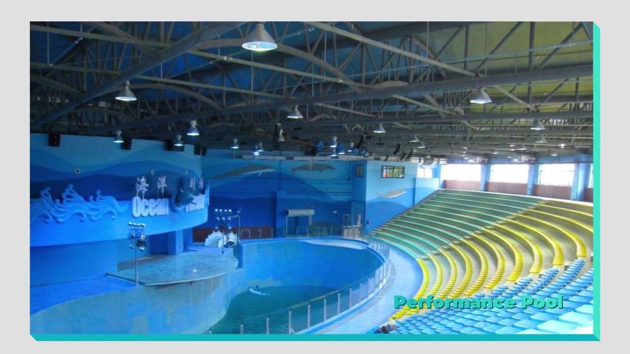 Deco Aquatic Life Support System (DecoFacc) für Suzhou Aquarium