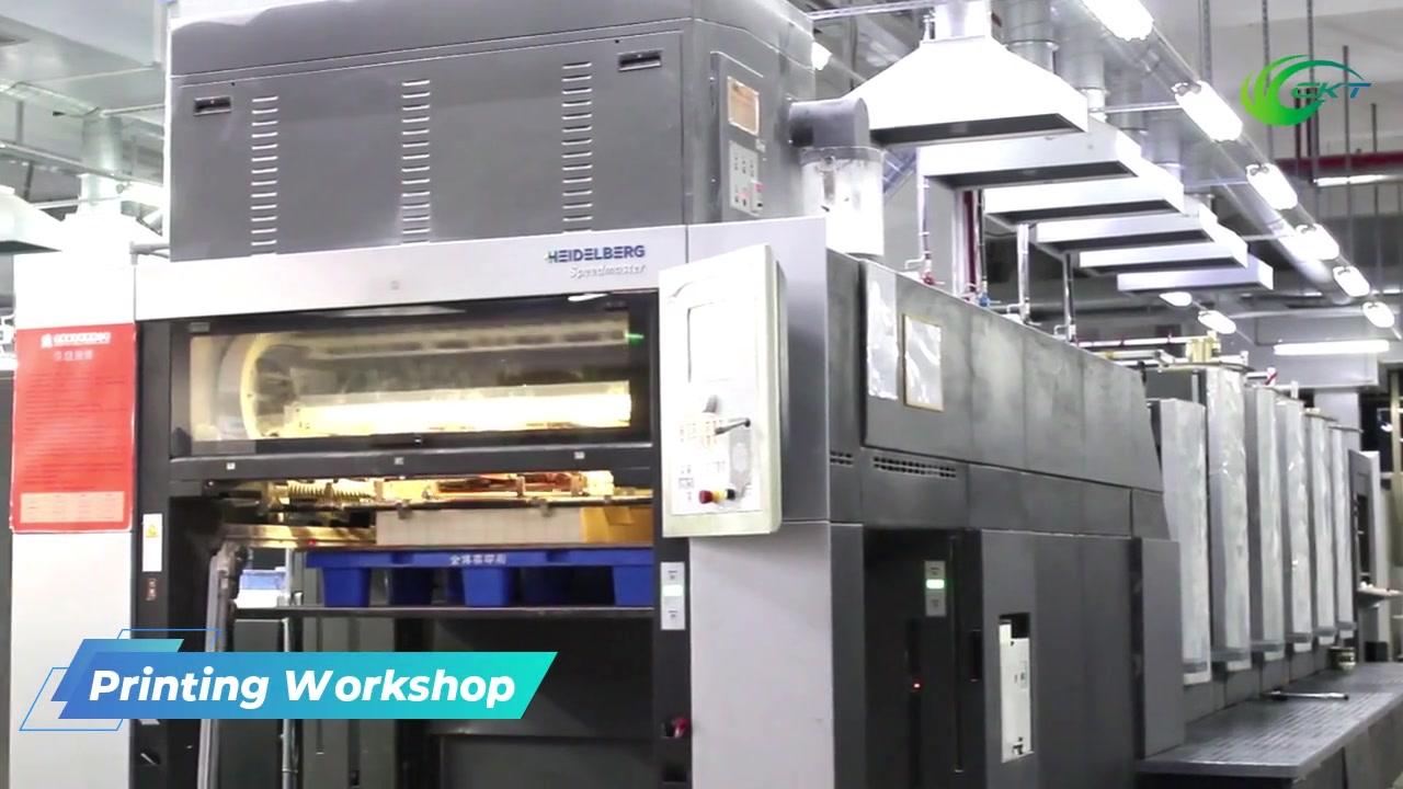 CKT Print Co.، Ltd مقدمه