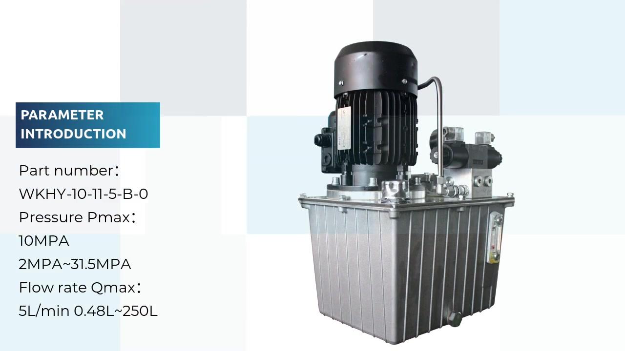 WK Hydraulische Filtersysteme WKhy-10-11-5-B-0