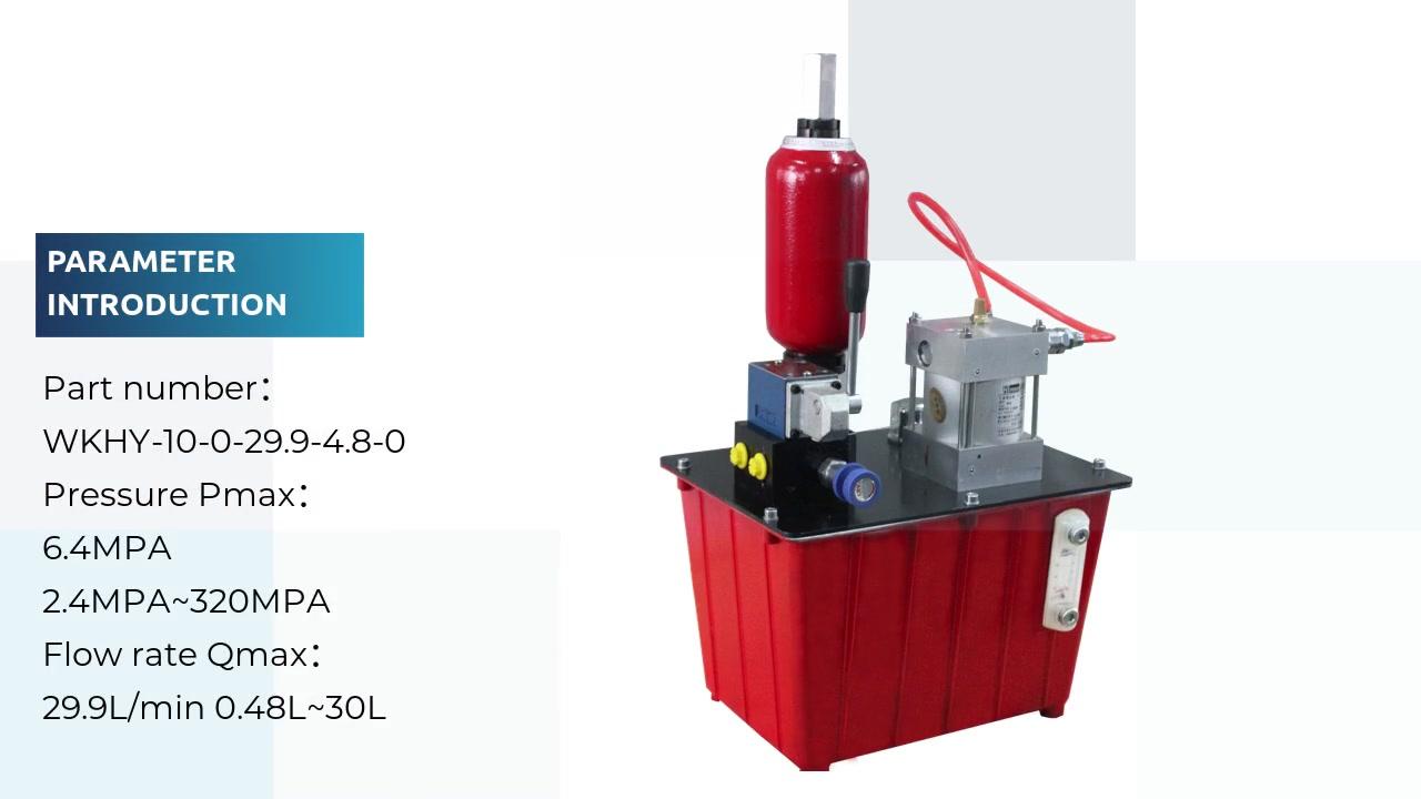Sistemas de filtro hidráulico WK WKHY-10-0-29.9-4.8-0