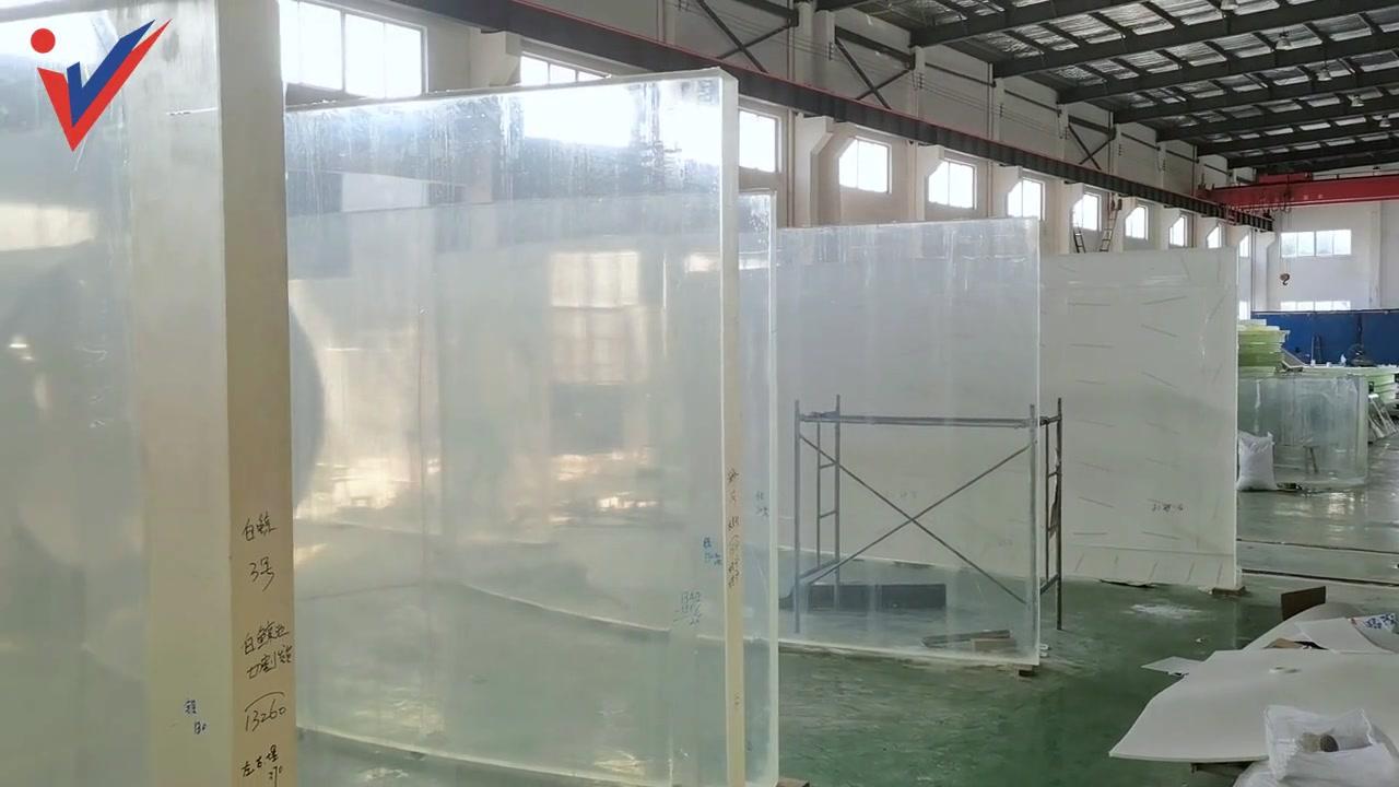 Best Aquarium Large Arc Plate (Windows) سعر المصنع -