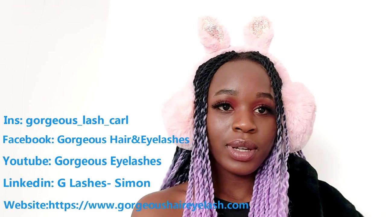 Wholesale eyelashes and eyeliner glue pen factory-Gorgeous Eyelashes Ltd.