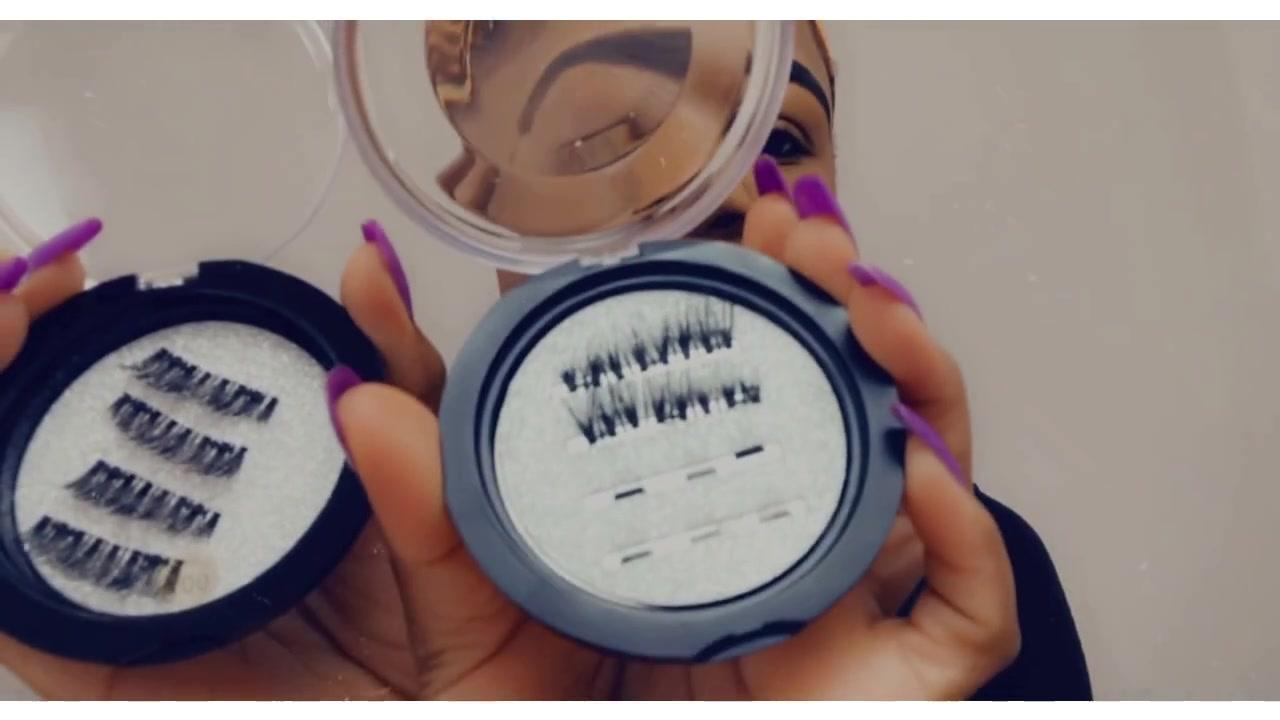 Best Non-3D hard magnetic eyelashes wholesale vendor-Gorgeous Eyelashes Ltd.
