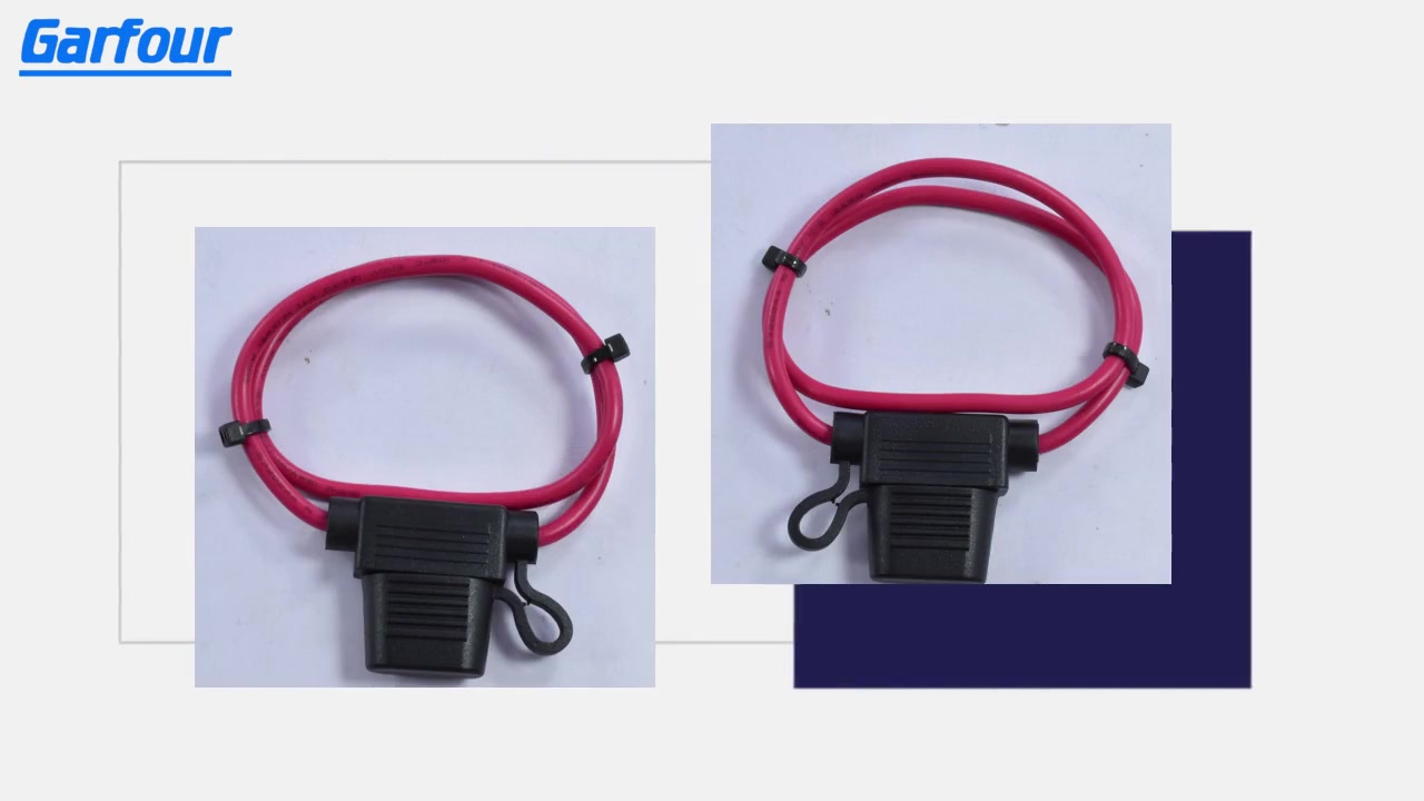 China 12awg Auto Waterproof American Standard Fuse Holder manufacturers-JiaFu