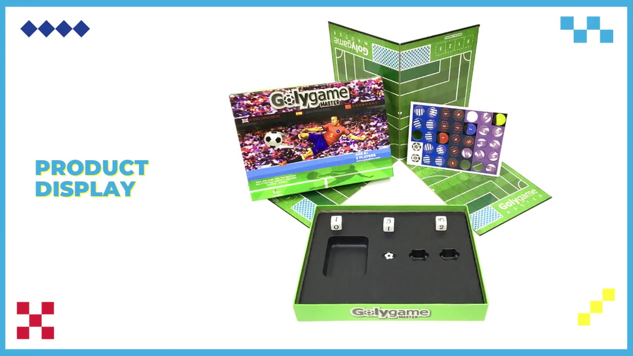 Wholesale Printing Paper Board Game For Adults And Children Free Sample Fun Family Board Games with good price - Board Game