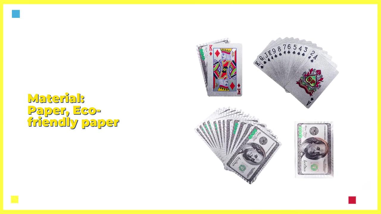 Free Sample Simple Bridge Playing Cards Custom Size Custom Designs Paper Tuck Box Advertising Poker OEM