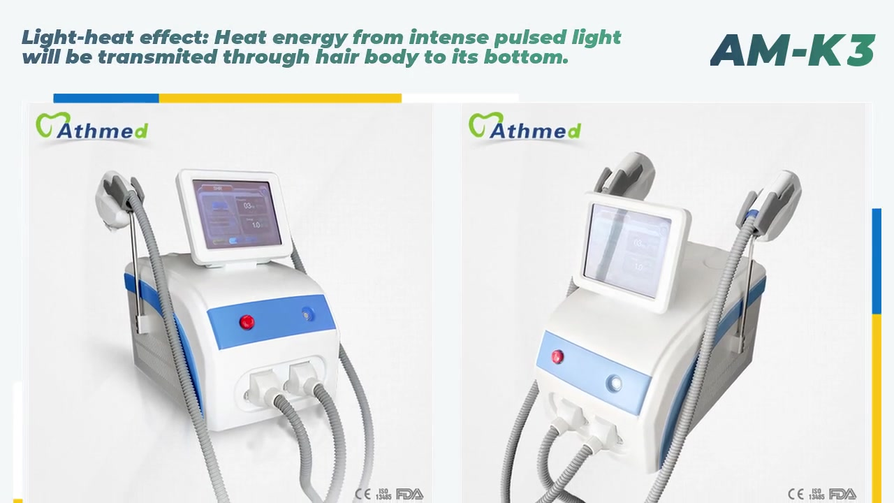 Professional Professional IPL hair removal machine  AM-K3 manufacturers manufacturers