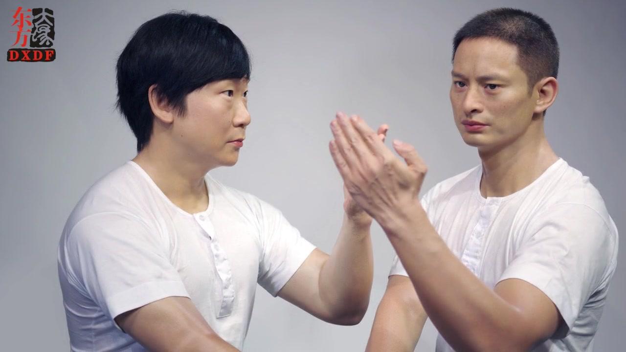 Top Scultura di cera realistica per uomo Kung Fu nel mondo