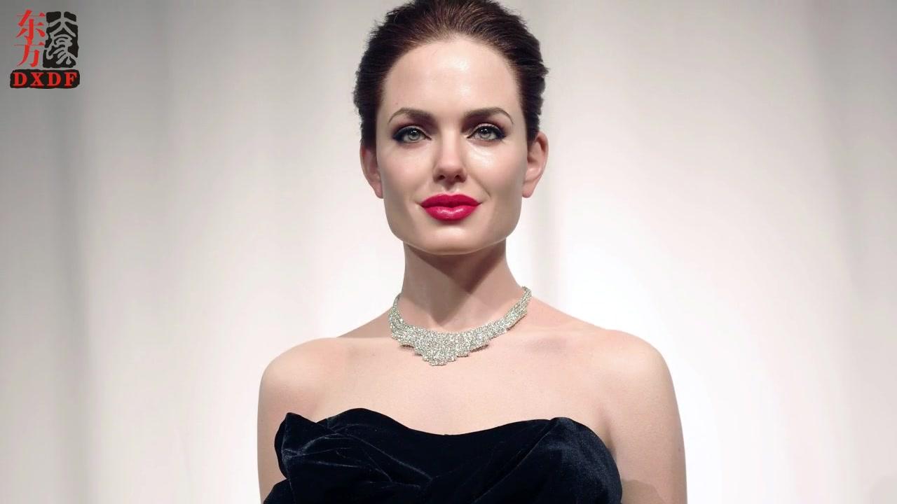 La figura de cera más realista para Angelina Jolie.
