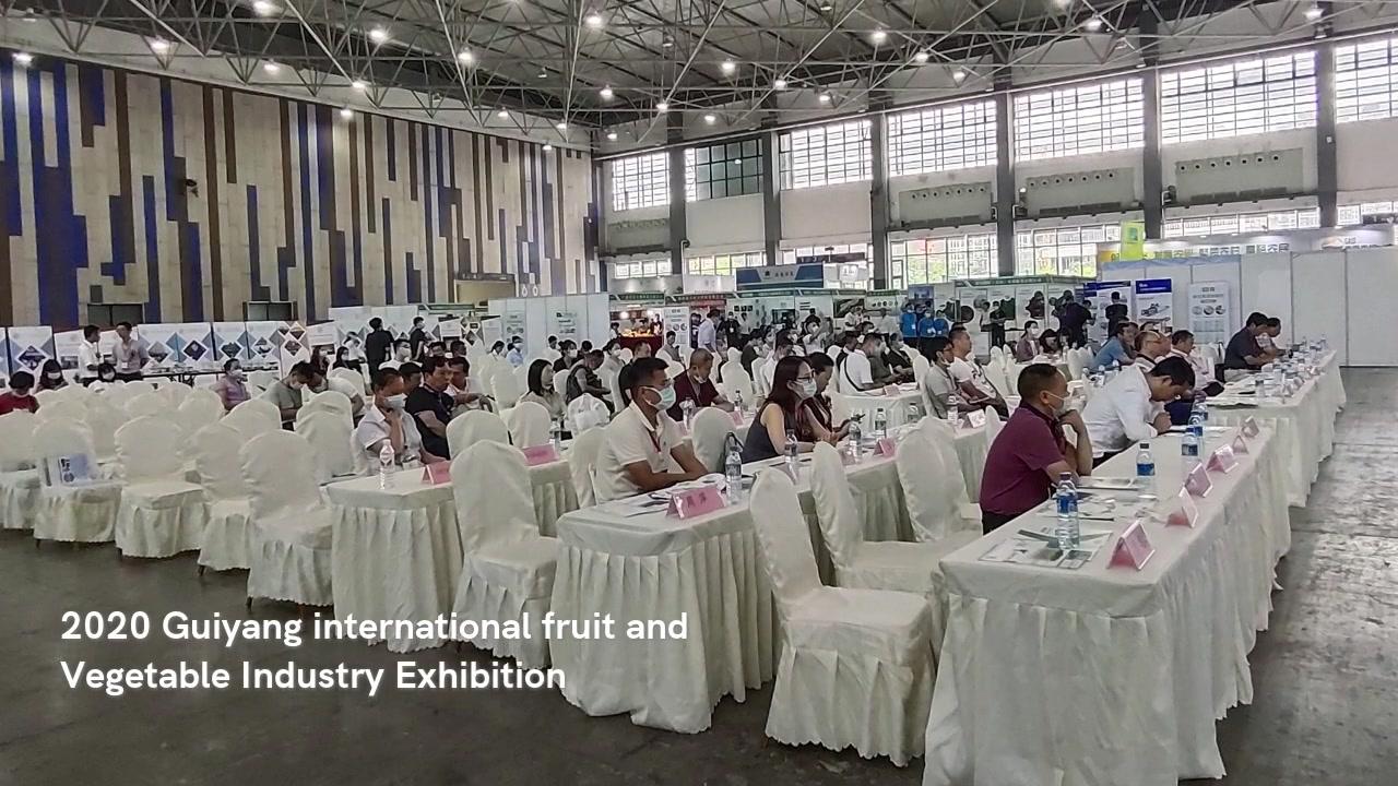 2020 Guiyang 국제 과일 및 야채 산업 전시회