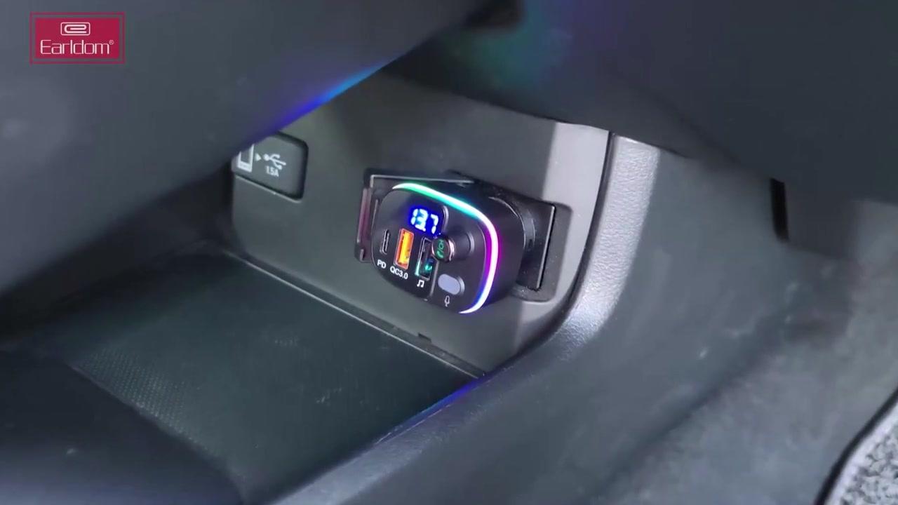 سيارة بلوتوث FM الارسال M62