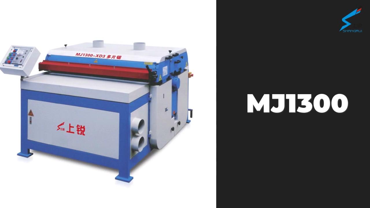 Μηχανή πριονιού πολλαπλών λεπίδων για προϊόντα Shangui και υλικά υπηρεσίας