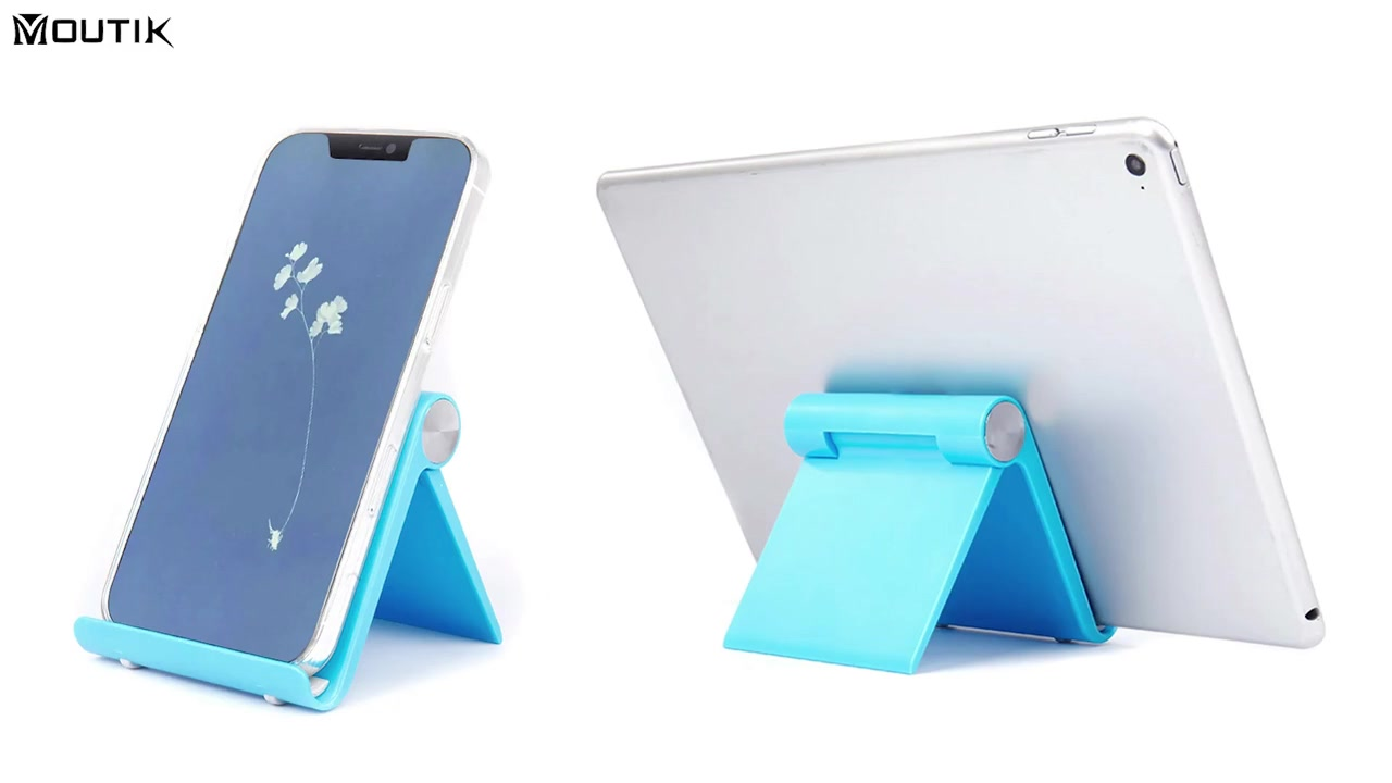 Holder Universal Foldable Holder adjustable Desktop Mini Panyekel Telepon Pisan pikeun iPhone iPad Air Panyekel Telepon Ponsel