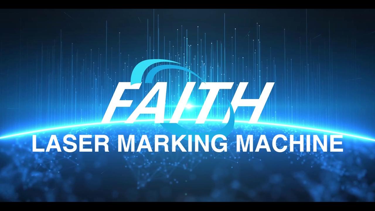 Promotion Hot Export laser marker fiber laser marking machine for metal plastic| Faith