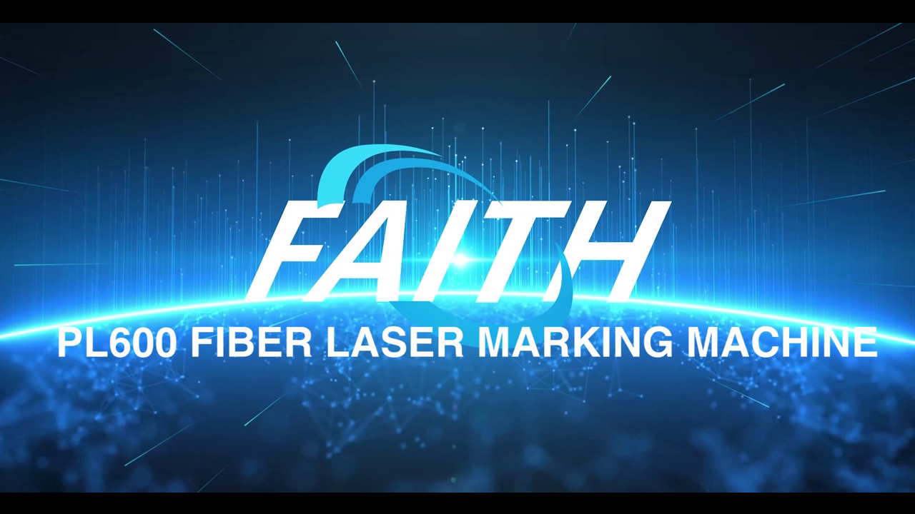 PL600 portable fiber laser engraving marking machine for metal | Faith