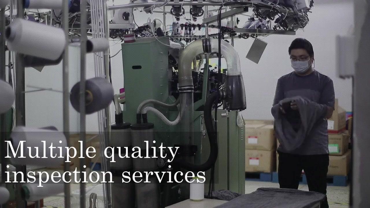 Meervoudige gehalte inspeksie dienste