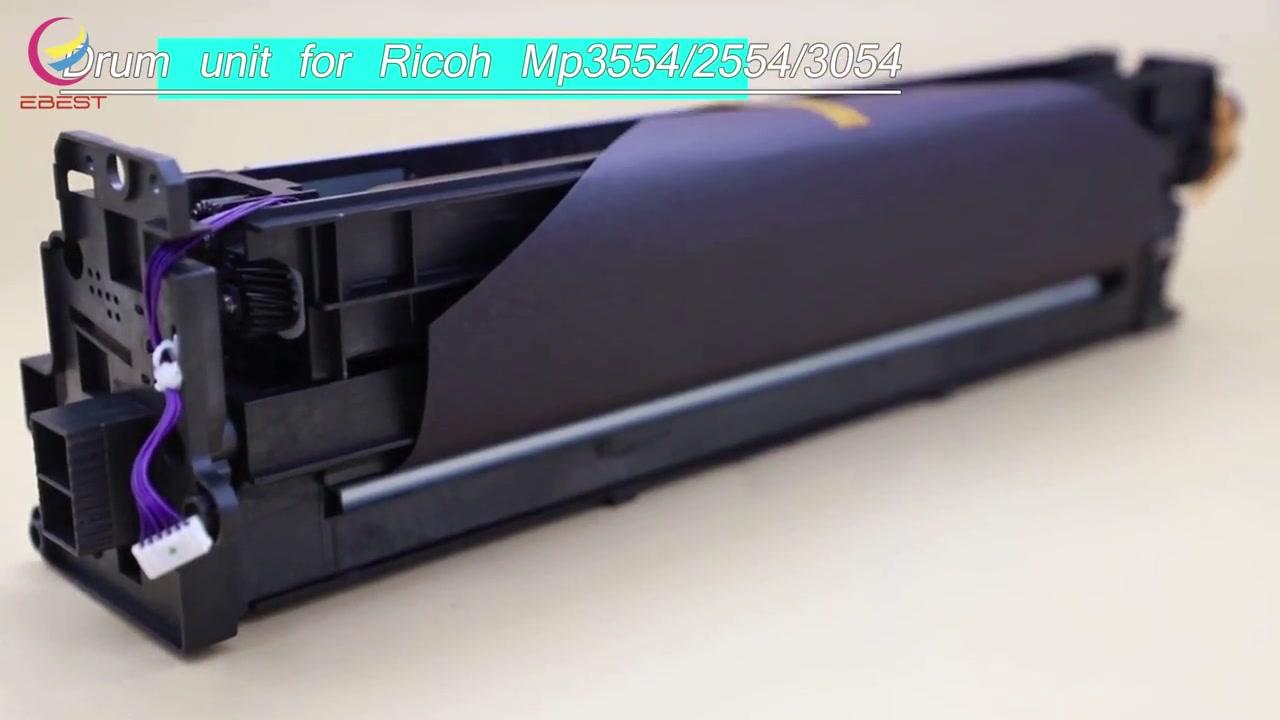 EBEST RICOH MP3554 AFICIO MP2554 / 3054/4504 Unidad de tambor remanufacturada