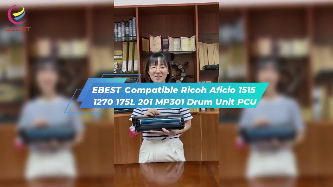 EBEST compatible RICOH AFICIO 1515 1270 175L 201 Mp301 Drum Unit PCU