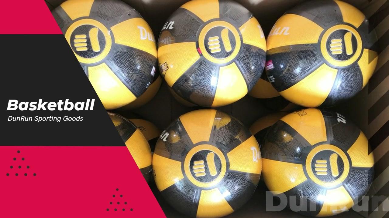 DunRun high quality low MOQ basketball