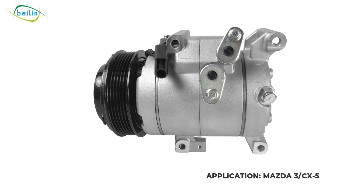 KD62-61-450 / F500-JUBCA-03 / F500JUBCA03 / CO 29127C Compresor auto de înaltă calitate pentru MAZDA 3 / CX-5