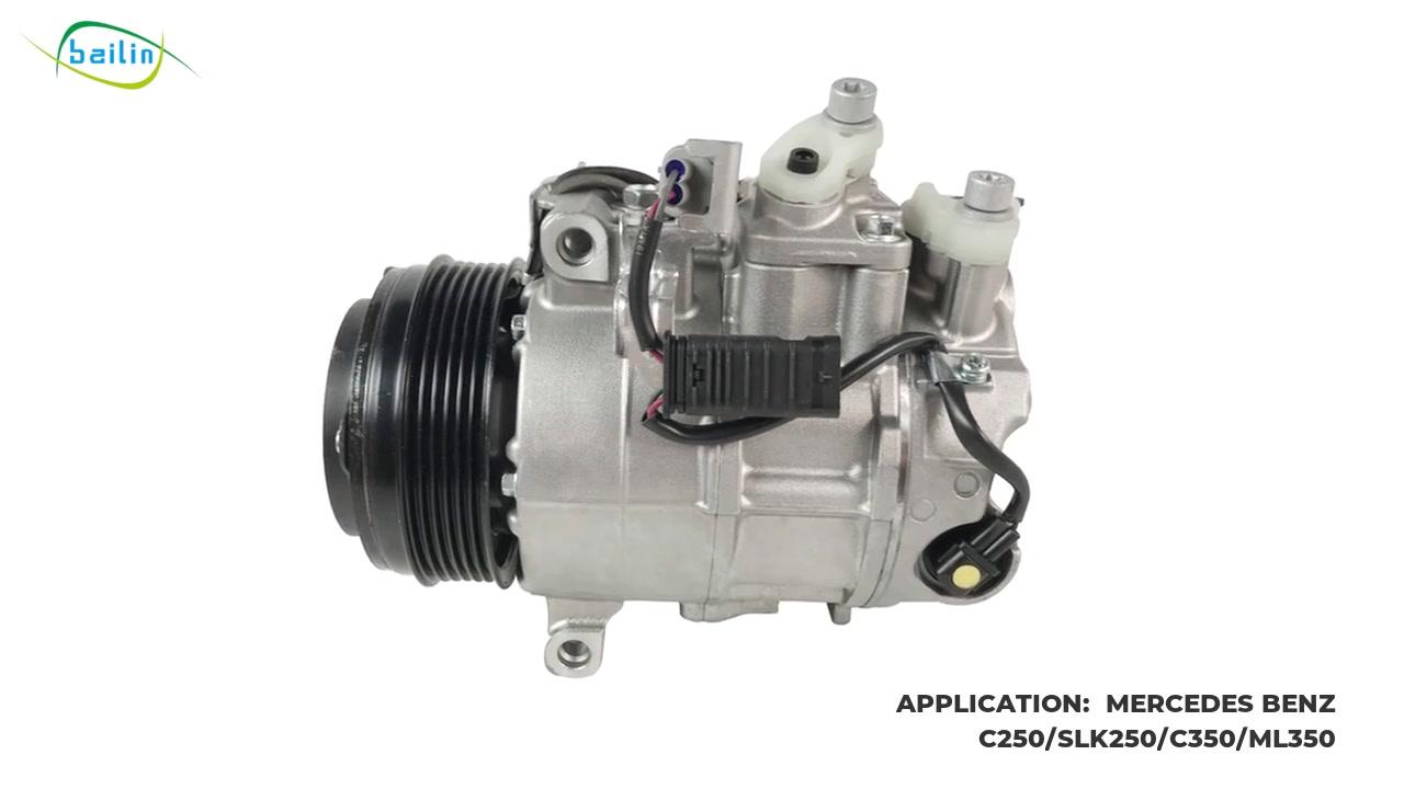 0032308511メルセデスベンツC250 / SLK250 / C350 / ML350用の高品質オートACコンプレッサー