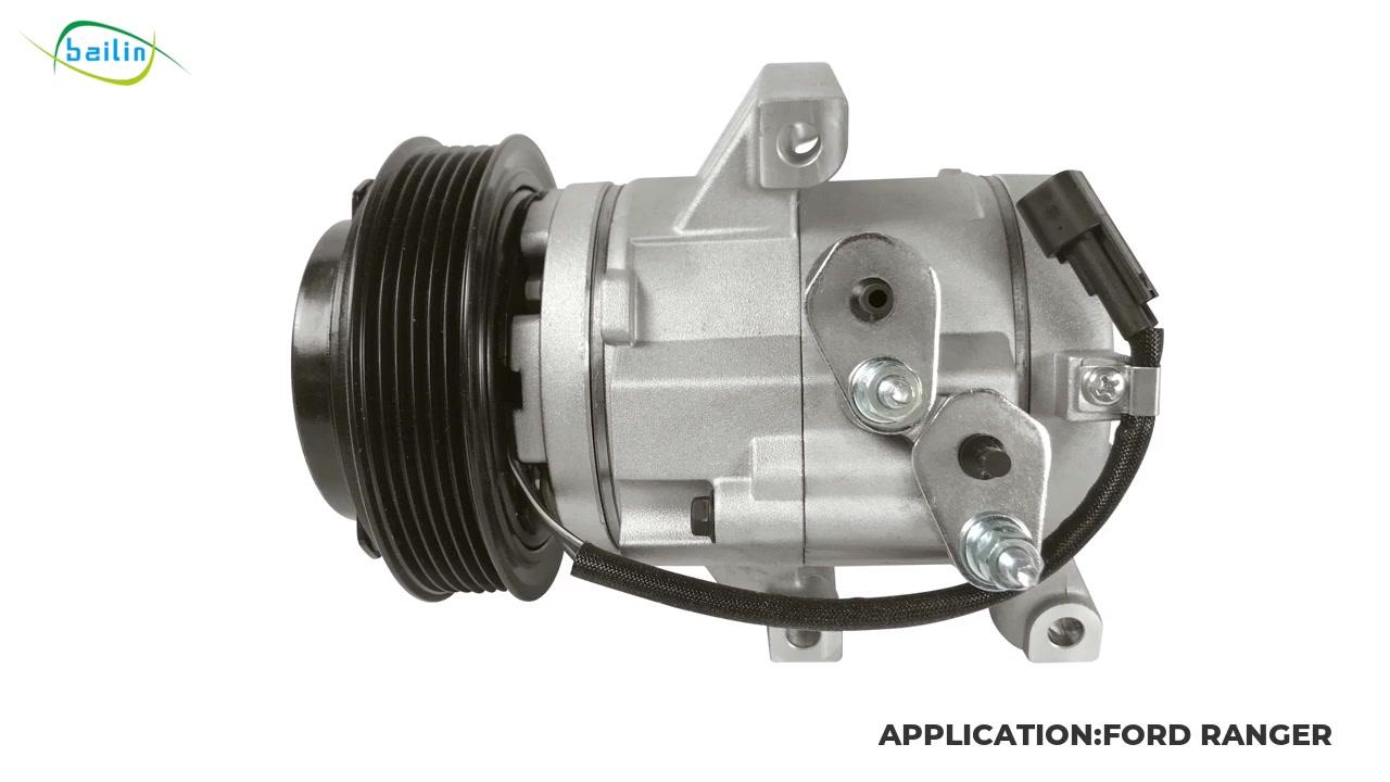 Kualitas tinggi Auto ac Compressoor Pikeun FORD RANGER