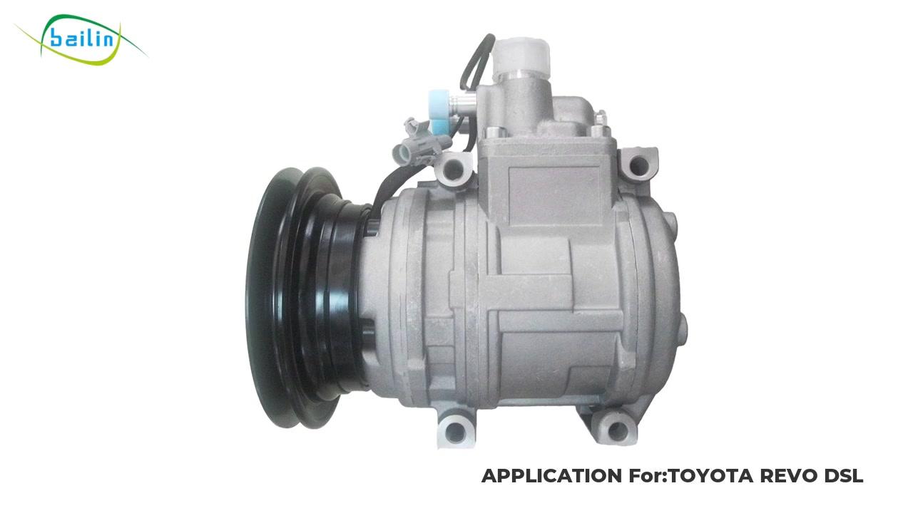 CAT3708 / 88320-35620 Didara to gaju Auto ac Compressoor Fun TOYOTA REVO DSL