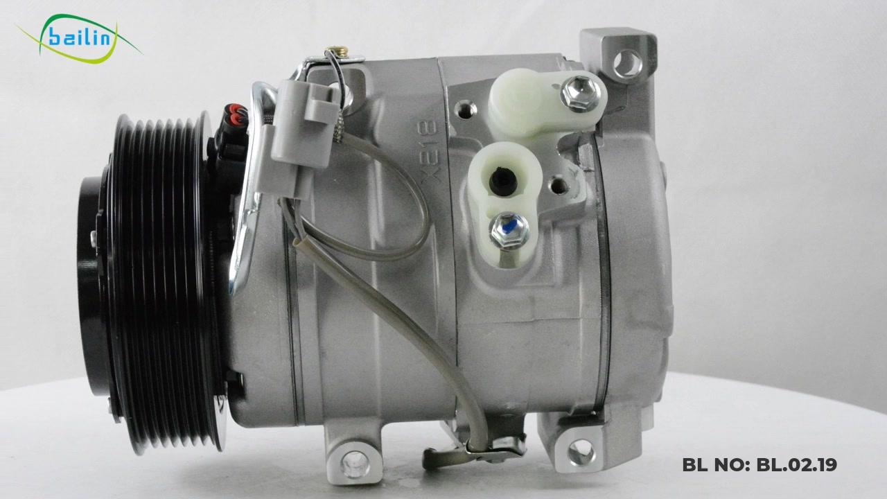 88320-6A010/88320-6A011/88320-35700 High quality Auto ac Compressoor For TOYOTA PRADO GRJ120