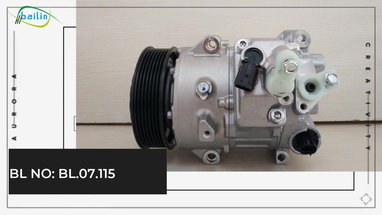 High quality Auto ac Compressoor For TOYOTA CAMRY 2.0