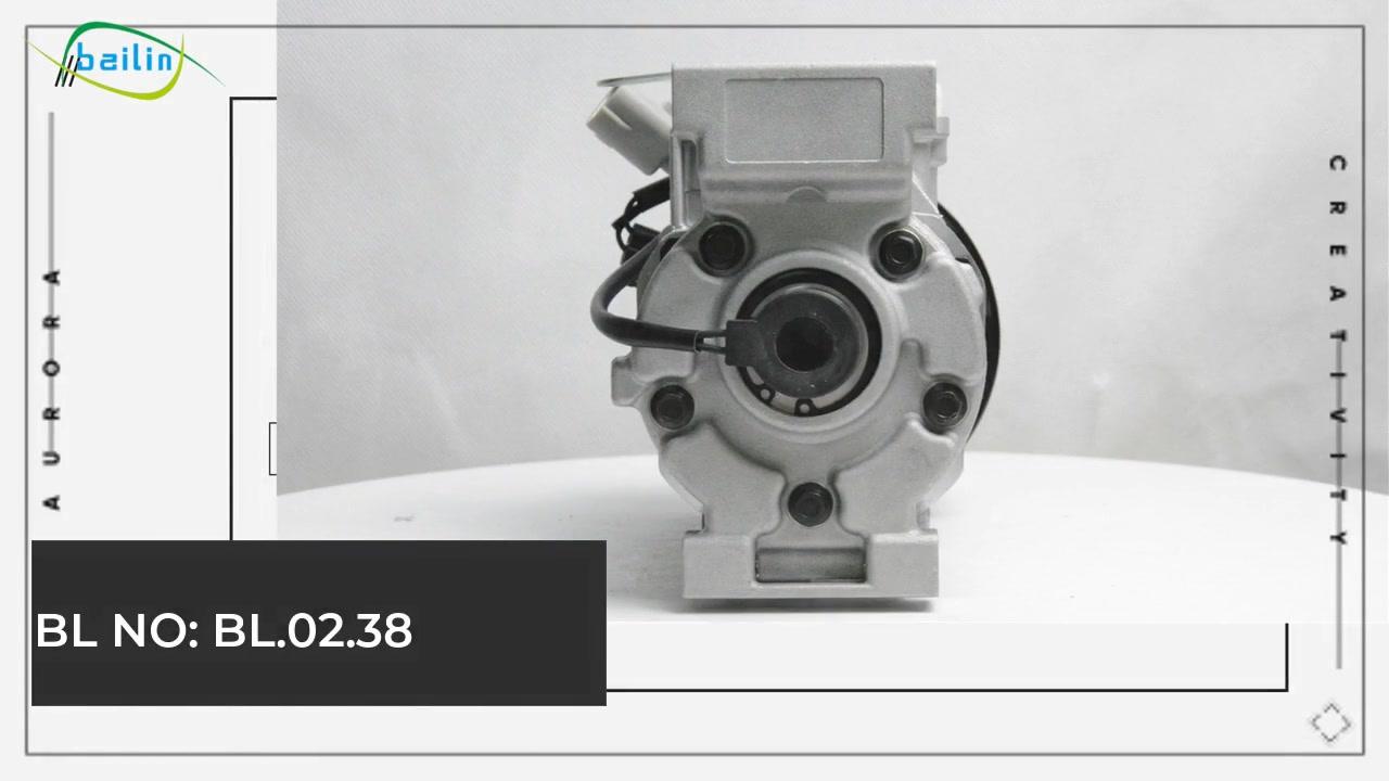 Visokokakovostni Auto AC kompresor za TOYOTA VIOS SCP4 # 88320-0D030