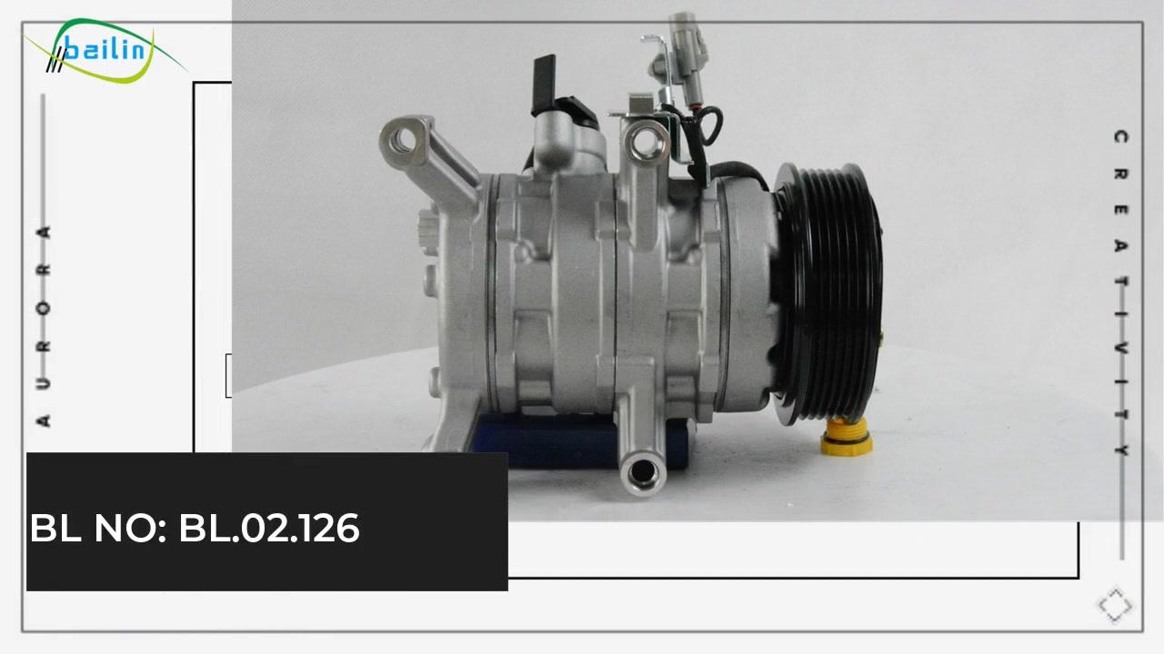 Didara didara aifọwọyi compressor fun Toyota Avaanza 1.5 437230-0050