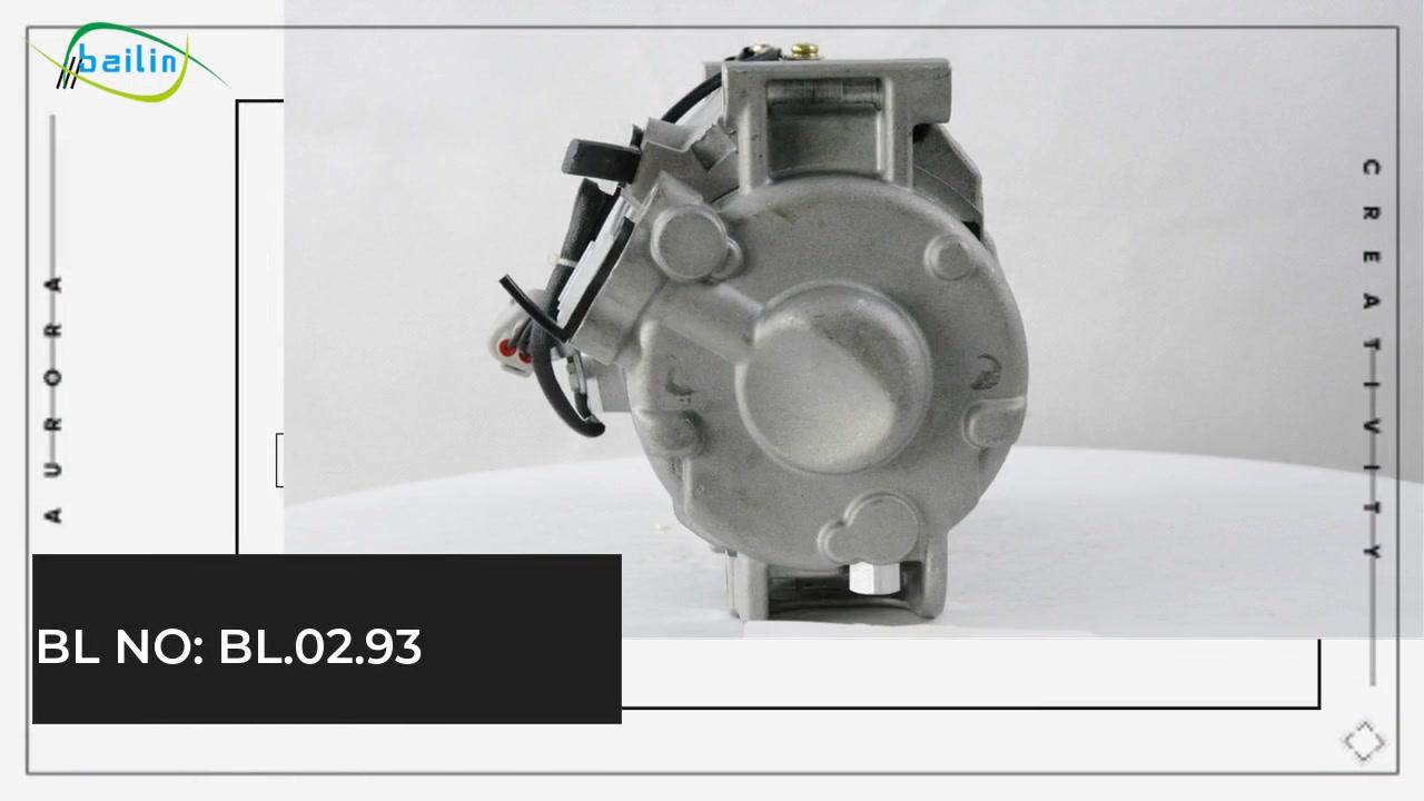 Høy kvalitet Auto AC Kompressor for TOYOTA LAND CRUIISER URJ200 VDJ200 / LXUS LX570 URJ201 88320-6A330 / 88320-6A290 / CAT3742 / 447160-0010 / 447160-0050 / 447190-8010 / 447280-0053 / 447280-0053 / 447280-0053 / 447280-0053 / 447280-0053 / 447280-0053 / 447280-0053 / 447280-0053 / 447280-0053