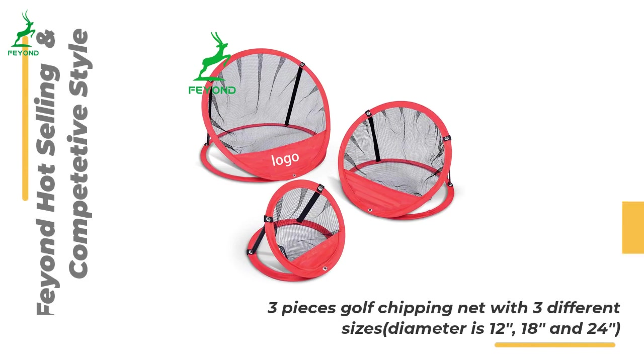 HighQuality China Feyond 3 piece golf chipping net manufacturers- Wholesale-深圳市飞羊运动用品有限公司