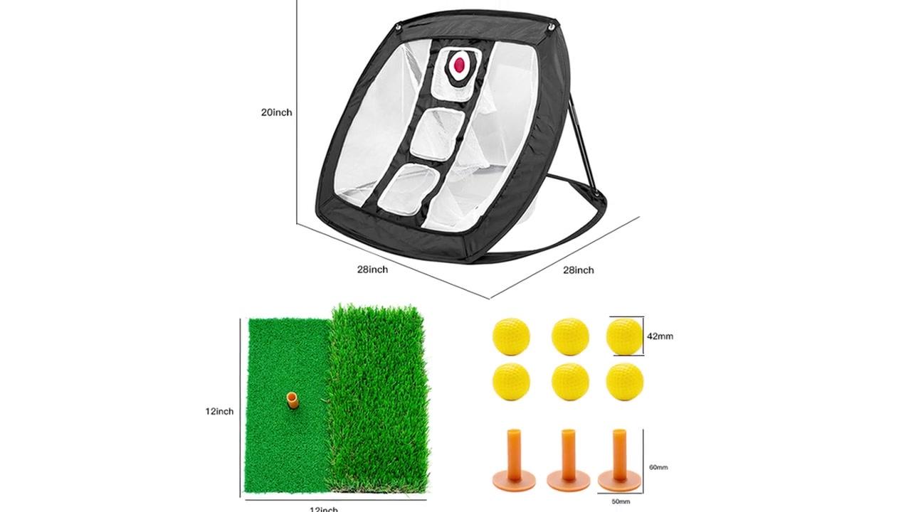 Best golf chipping net whole set