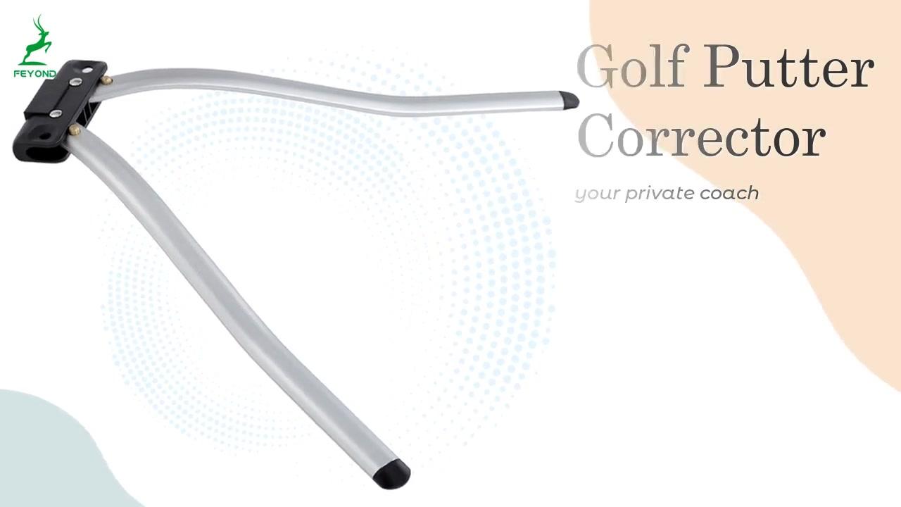 High Quality New design golf putter corrector Wholesale-深圳市飞羊运动用品有限公司