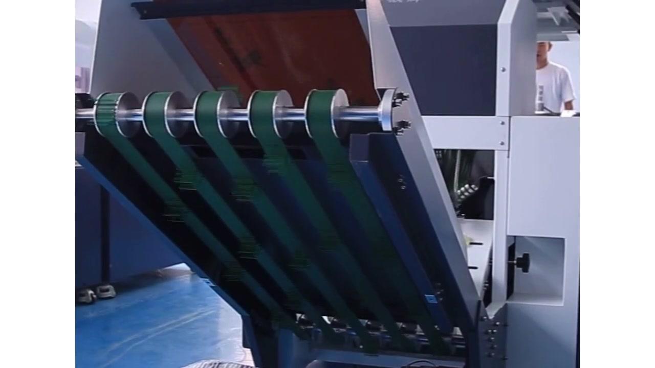 Mesin Paket Otomatis gaya bebas