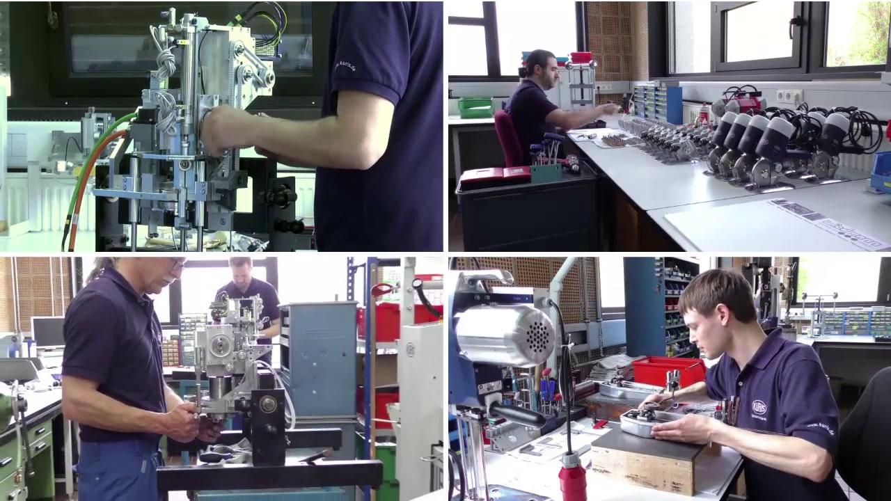 Kuris Cutting machine-2
