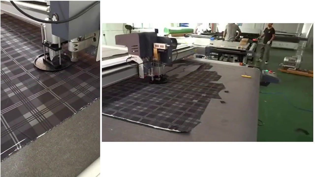 Best automatic cloth cutting machine FactoryPrice-