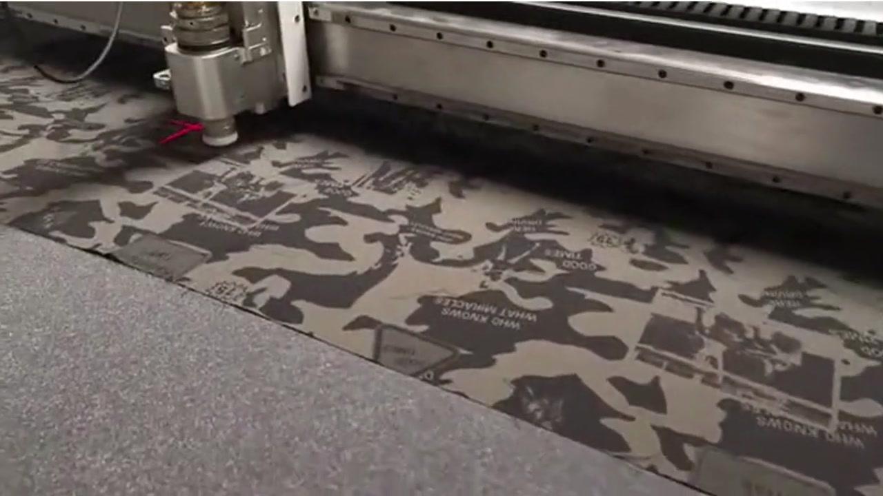 Nhà cung cấp máy cắt mảnh vải tốt nhất