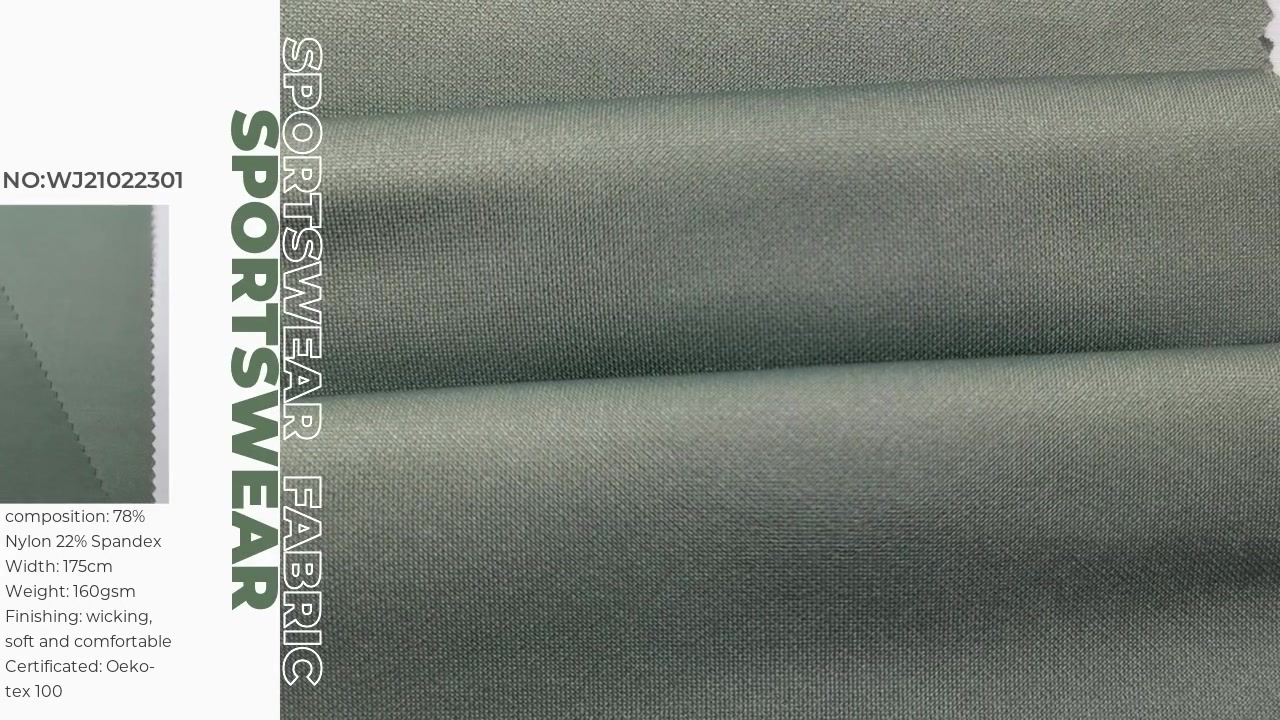 Kualitas tinggi nilon spandex sarang lebah kain bernapas