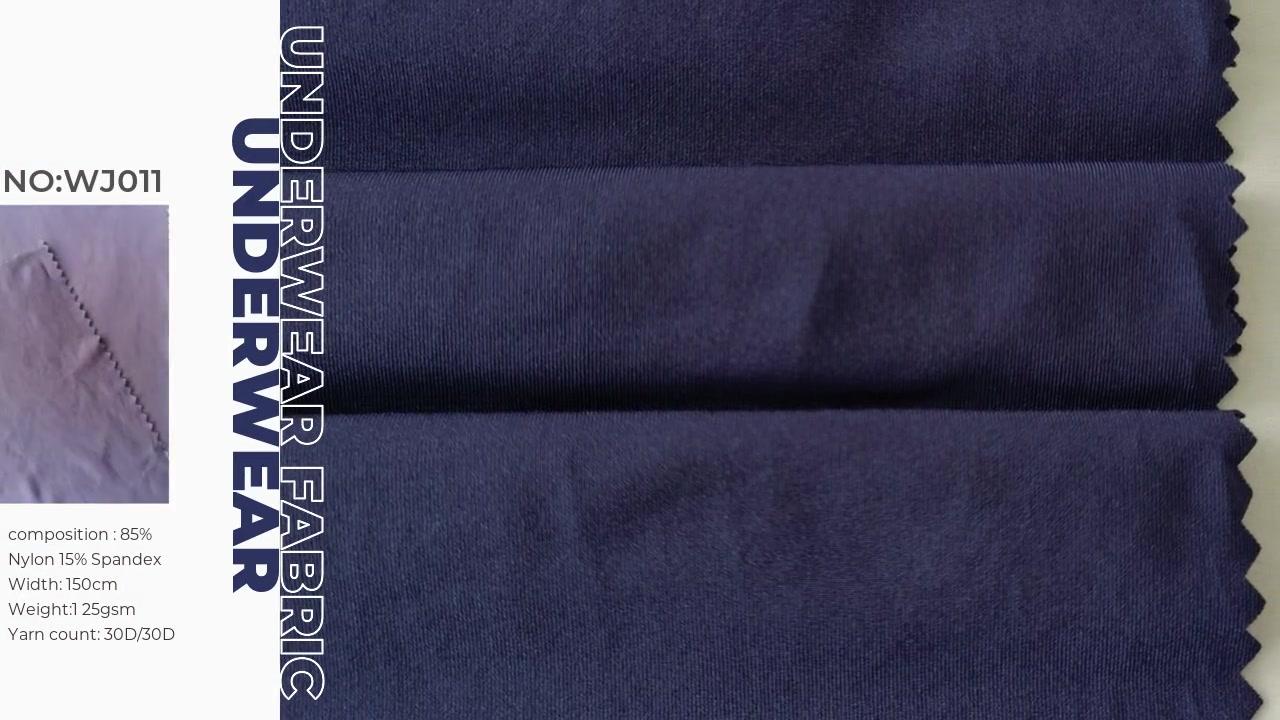 عالية بسط انظر من خلال نايلون إيلاستين جيرسي لانجه الملابس الداخلية WJ011 Xinxingya