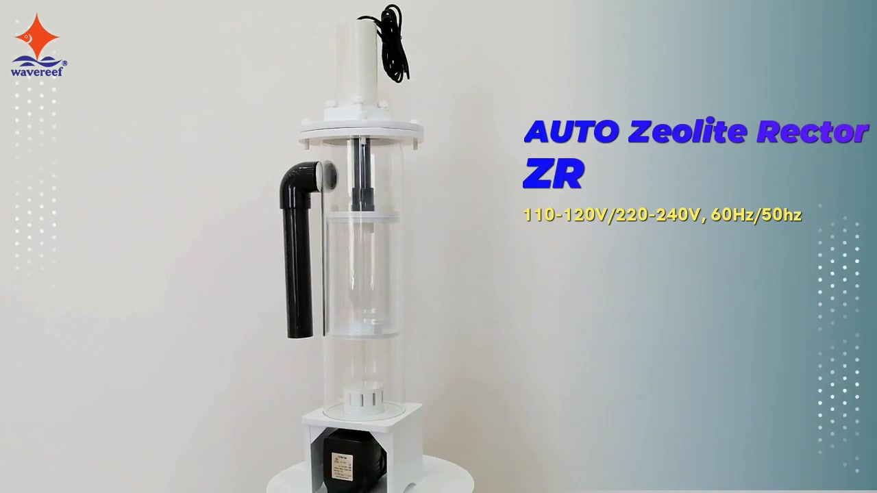 WaveReef AUTO Zeolite Rector ZR