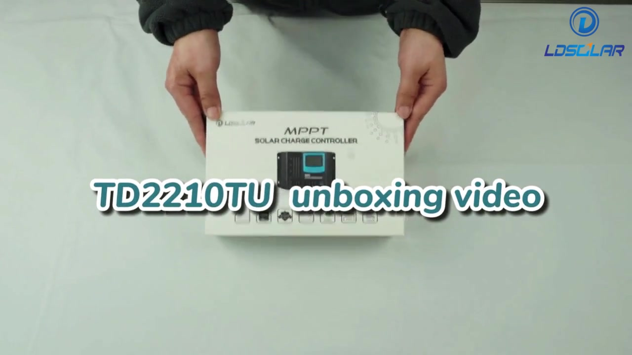 Professional TD2210TU Unboxing video manufacturers